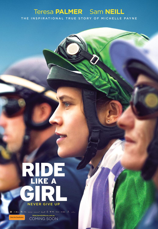 American Express Openair Cinemas - Ride Like a Girl